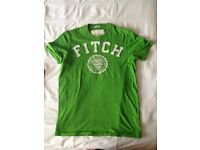 3 A&F men's large t shirts - brand new.