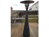 Rattan Effect Propane Gas Fired Outdoor Infrared Patio Heater Appliance