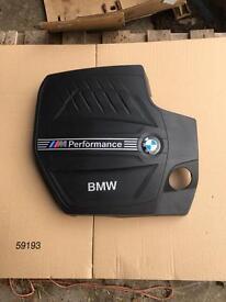 BMW 1 SERIES F20/F21 135i M/SPORT ENGINE COVER