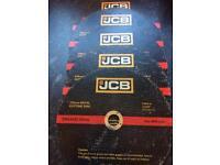 JCB metal cutting discs