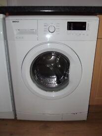 Washing Machine 7KG Beko model number UBB61431W