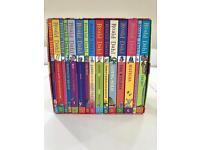 Box set of Roald Dahl books