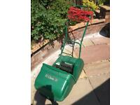 QUALCAST CLASSIC ELECTRIC LAWN MOWER