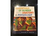 Marieb Essentials of Human Anatomy and Physiology Book