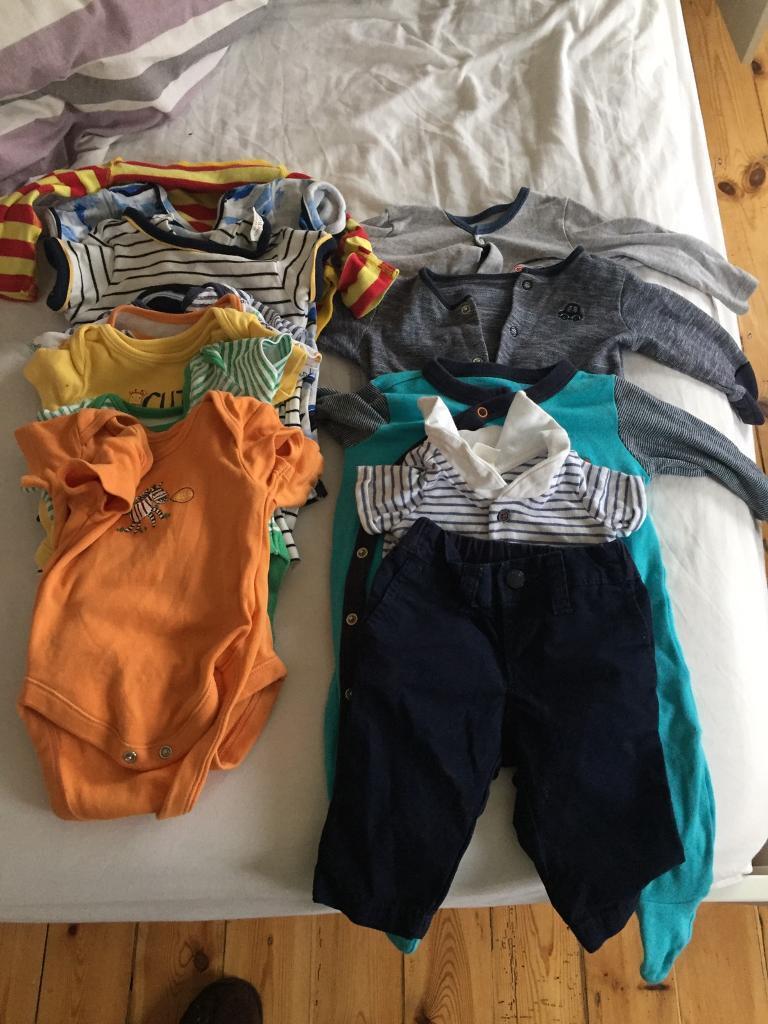 8edcc6f8f4ca Baby clothes 0-3m bundle 14 items. Richmond ...