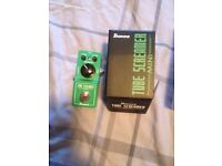 Ibanez Tube Screamer Mini/Electro Harmonix Big Muff Bass Distortion Pedals For sale