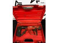 HILTI DX 460 F8 CONCRETE ACCURATED NAILER, NAIL GUN MX72 MAGAZINE