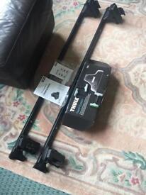 Thule roof rack rapid fit system 754