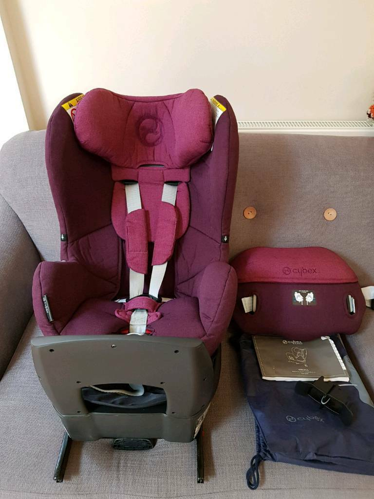 Cybex Sirona 360 Swivel Plus Combination Isofix Spin Car Seat
