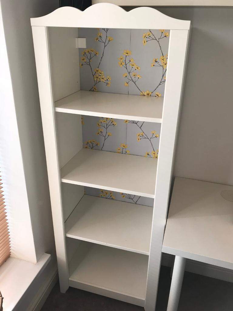 Ikea decorative bookcase