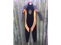 Gul VooDoo 3.2 wetsuit, junior medium