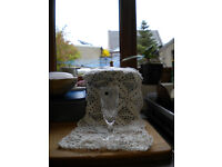 WATFORD Crystal Glasses set of 6-NEW