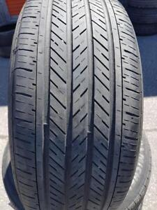 4 PNEUS ETE - MICHELIN 225 50 17 - 4 SUMMER TIRES