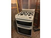 Chichester Cannon Gas Cooker - Double Oven and Hob