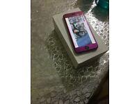 I phone 6 64gb Unlocked Purple boxed