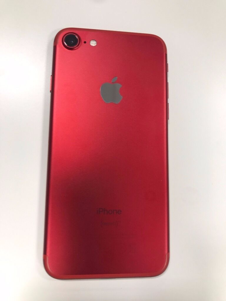 iphone limited edition iphone 7 128gb limited edition unlocked any network 1 11997