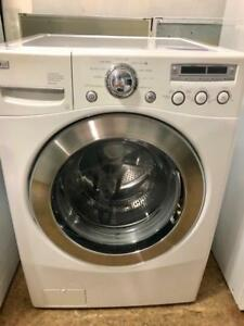 LG Front Load Matching Washer and Dryer , Free 30 Day Warranty, Save The Tax Event