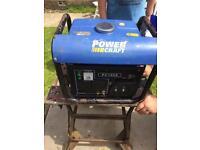 Generator petrol, power craft PC1050