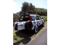 4X4 HONDA CRV 16V ............DEEP DISH WHEELS