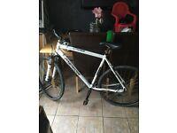 Merida cross hybrid bike