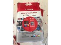 Canon PIXMA photo value pack x2