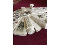 Star Wars Millennium Falcon large DeAGOSTINI