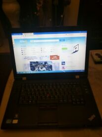 LENOVO THINKPAD L520 Screen 15.6'' i3-2350M 4gb memory ram 500gb hard drive dvd-rw windows 7