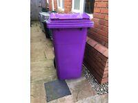 Wheelie Bin/Compost Bin/Animal Food Storage Bin