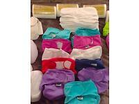 Cloth Nappies Size 2 Extensive Set