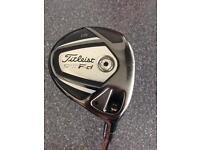 Titleist 910FD 3 wood with headcover