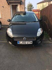 Fiat Punto - reliable car, recently had new clutch
