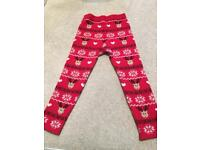Christmas Woolly Trousers