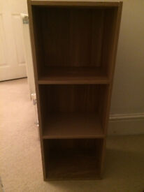 2 Book shelves for sale