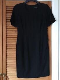 Marks and Spencer ladies black dress