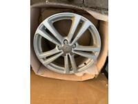 Audi A3 s line genuine alloy wheels set of four