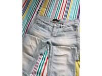 Tom wolve 3/4 lenth jeans