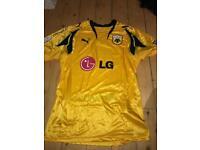 AEK Athens Puma Shirt