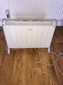 Delonghi heater new condition