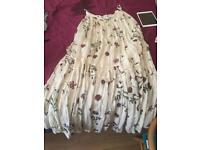 Ghost London maxi Skirt