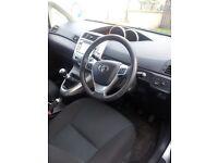 2012 Toyota corolla verso
