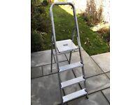 Step ladder used