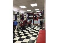Ozy's barber