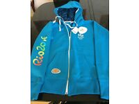 BOYS/GIRLS RIO 2016 HOODIE AND WATER BOTTLE