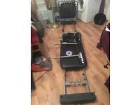 Aero Pilates machine