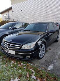 Mercedes CLC C220 cdi 2009 84k mileage **REDUCED TO £4300!!**