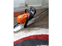 Sthil chainsaw ms362c