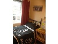 A nice bedroom and lounge/study room to let from June 20th to end of August,