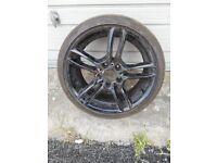 Bmw 18 inch msport alloy wheel