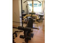 Powertec Workbench - Multigym equipment