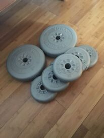 Weighted Plates